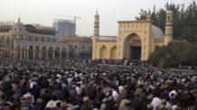 مساجد, الصين, صلاة العيد, الإيغور, أقليات مسلمة