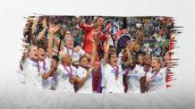 أوليمبك ليون, كرة القدم العالمية, مانشستر سيتي