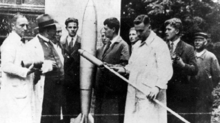 فون براون, النازية, صواريخ, ناسا, علماء, برامج الفضاء