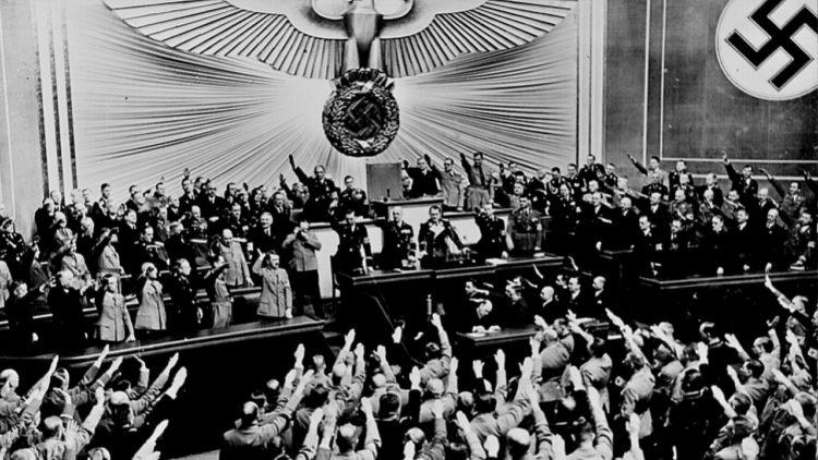 ألمانيا - النازية - هتلر