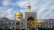 مقبرة الإمام الرضا, الشيعة, الشريعة الإسلامية, الأئمة