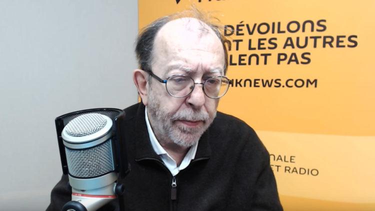 آلان دي بنوا, مفكر فرنسي, جيوسياسي