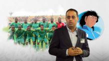 أحمد ولد يحيى, كأس الأمم الإفريقية, منتخب موريتانيا, كرة القدم الإفريقية