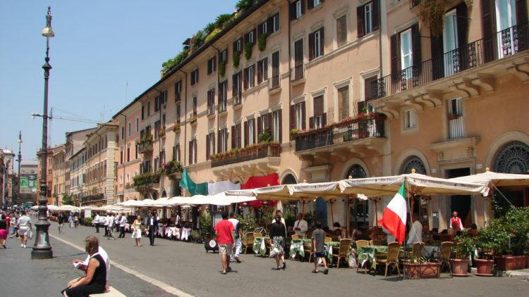 السياحة، إيطاليا