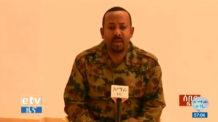 آبي أحمد علي يعلق على محاولة الانقلاب