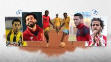 رمضان صبحي, محمد رمضان, مصر, كأس الأمم الإفريقية, المحترفين