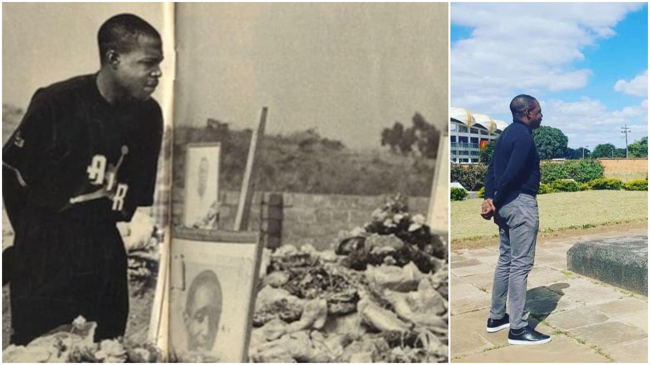 إفريقيا, كاس أمم افريقيا, زامبيا, السنغال, رياضة, نصب تذكاري