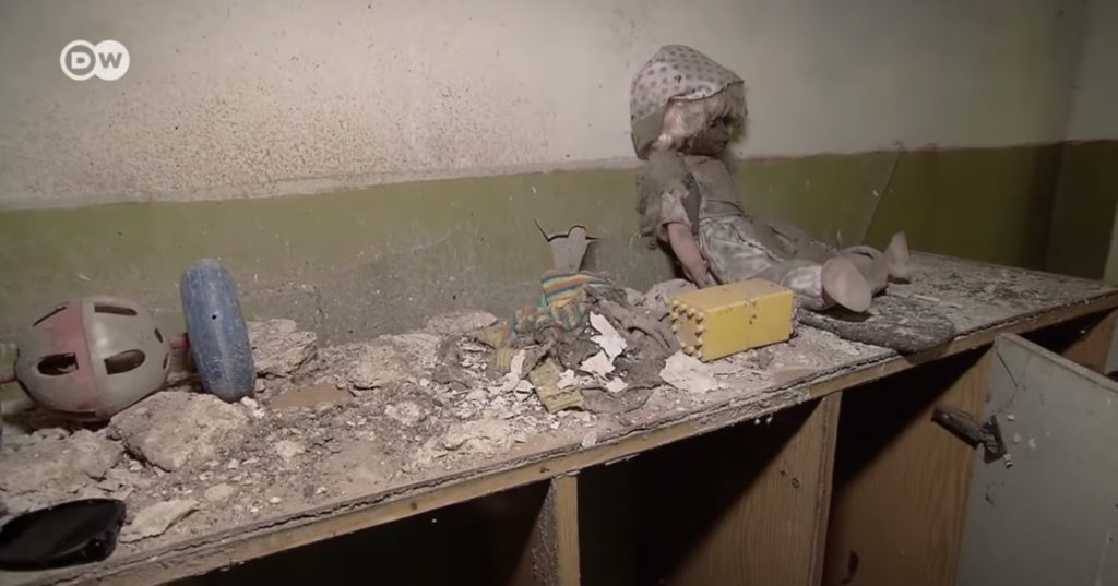 شيرنوبل، إشعاع نووي، كارثة نووية، الضبعة