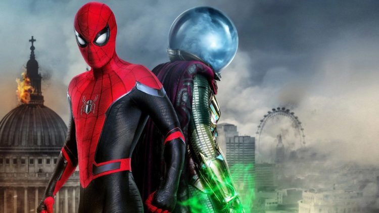 Spider Man: Far From Home, أفلام, أفلام أجنبية, مراجعات سينمائية, سبايدر مان
