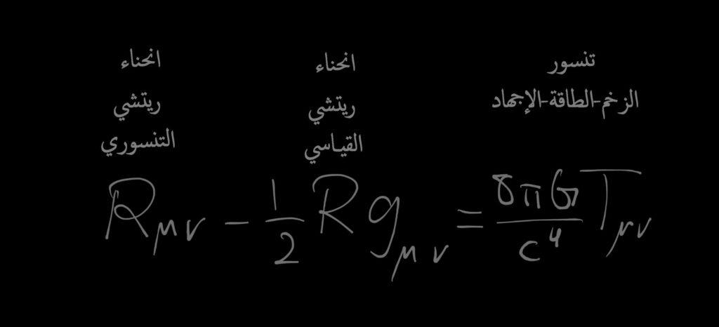 أينشتاين، النسبية، الجاذبية