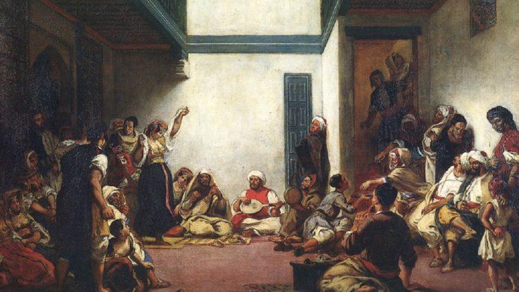 عرس يهودي في المغرب