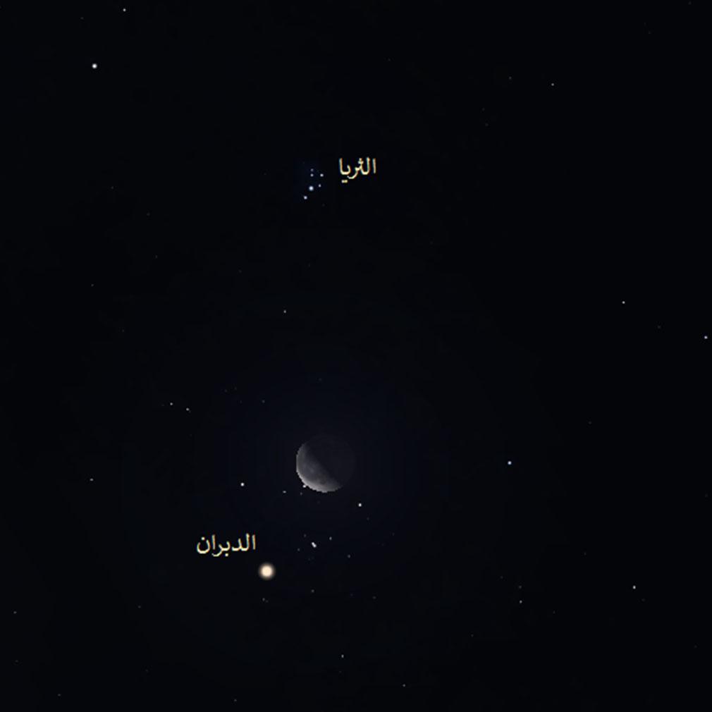 فلك رصد فلكي سماء الليل