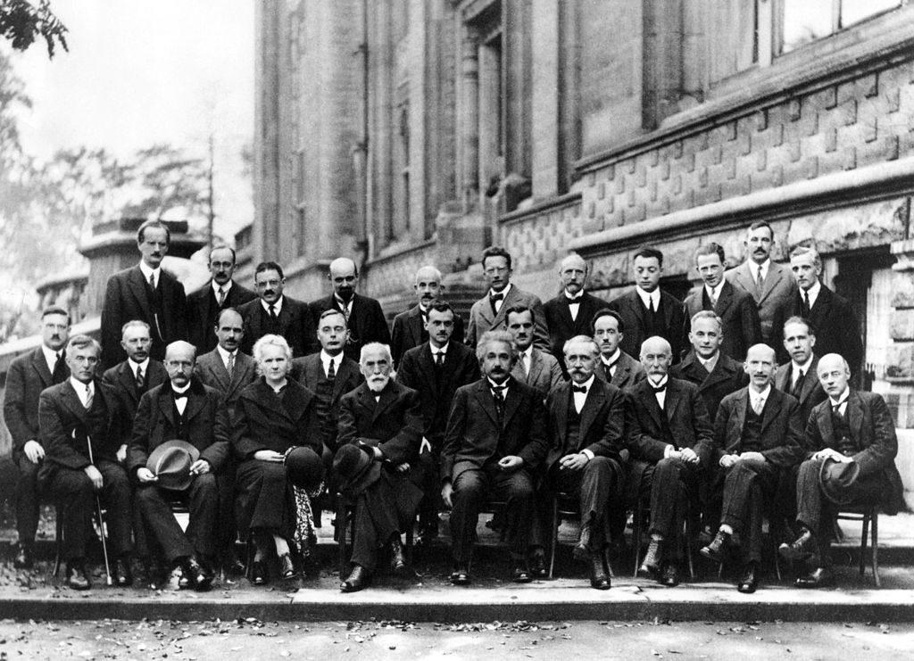 مؤتمر سولفاي أينشتاين النسبية