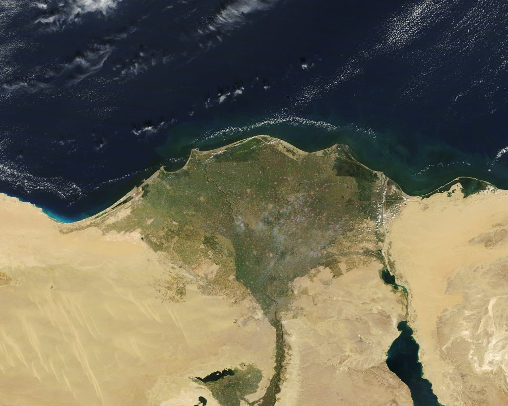 دلتا مصر