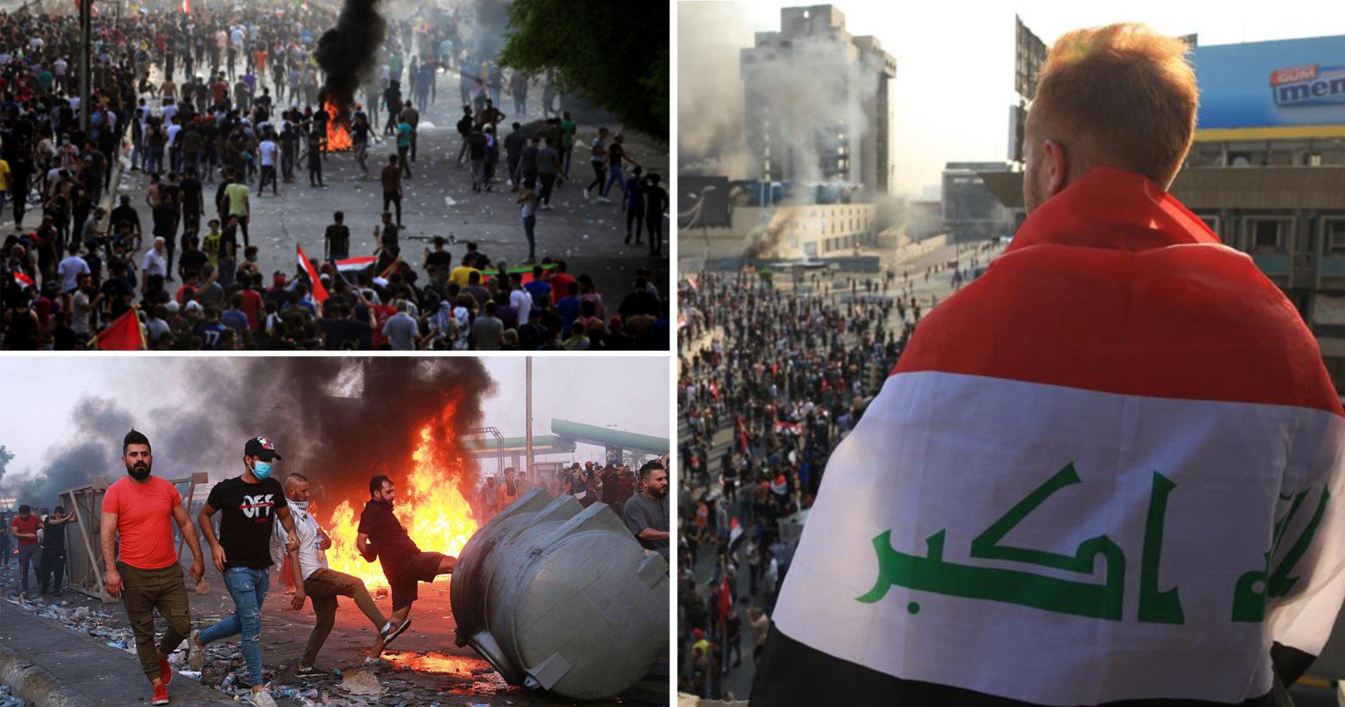 احتجاجات أكتوبر: ما هي حدود عملية التغيير في العراق؟ – إضاءات
