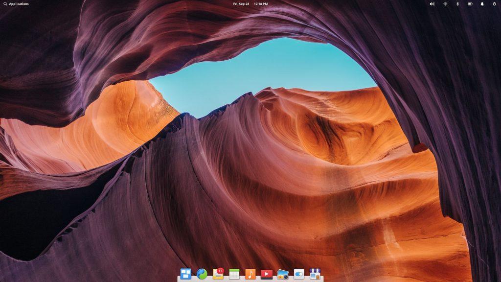 نظام تشغيل Elementary OS