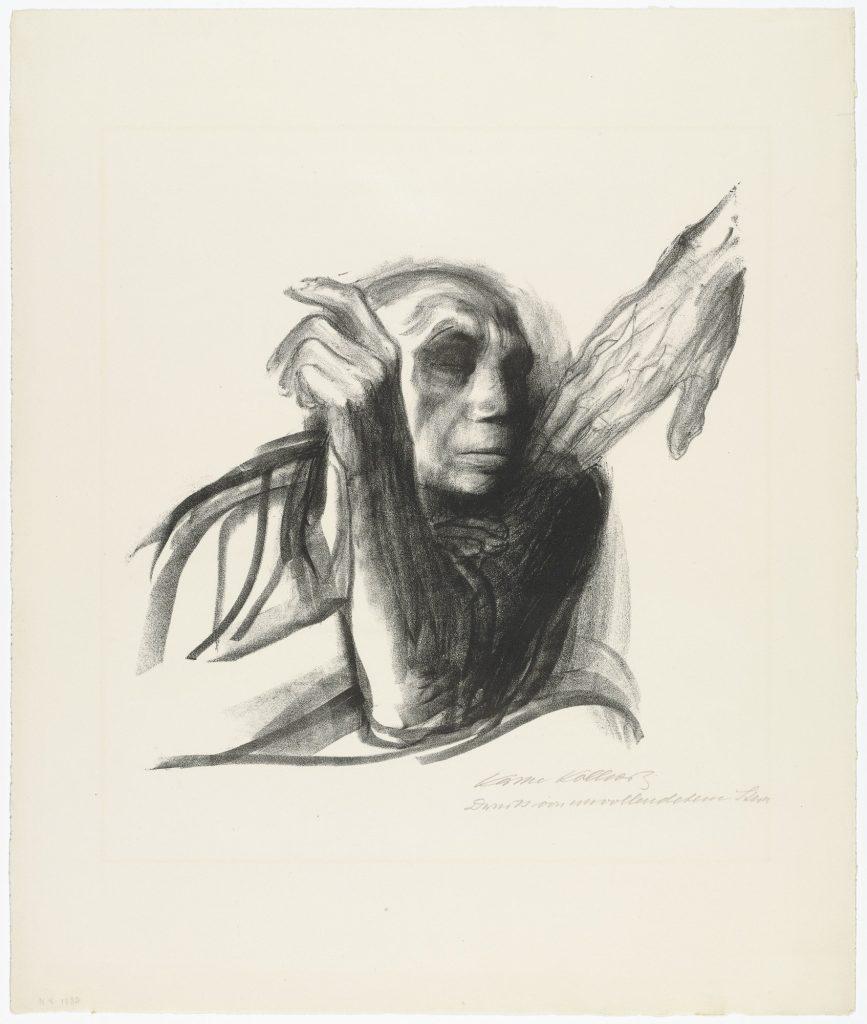 لوحة نداء الموت 1937