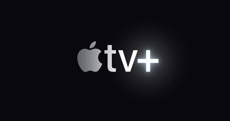 لوجو منصة أبل تي في بلس Apple TV+