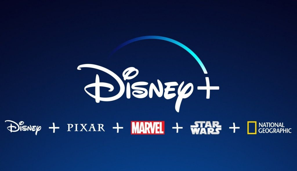 لوجو منصة ديزني بلس Disney+