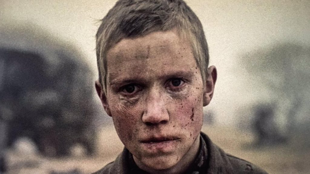 الصغير فلوريا من الفيلم الروسي Come and See