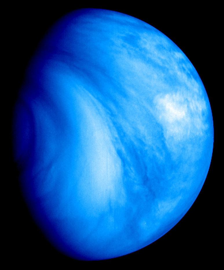 كوكب الزهرة المجموعة الشمسية