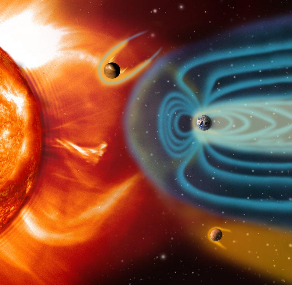 تجميد ثلج المجموعة الشمسية