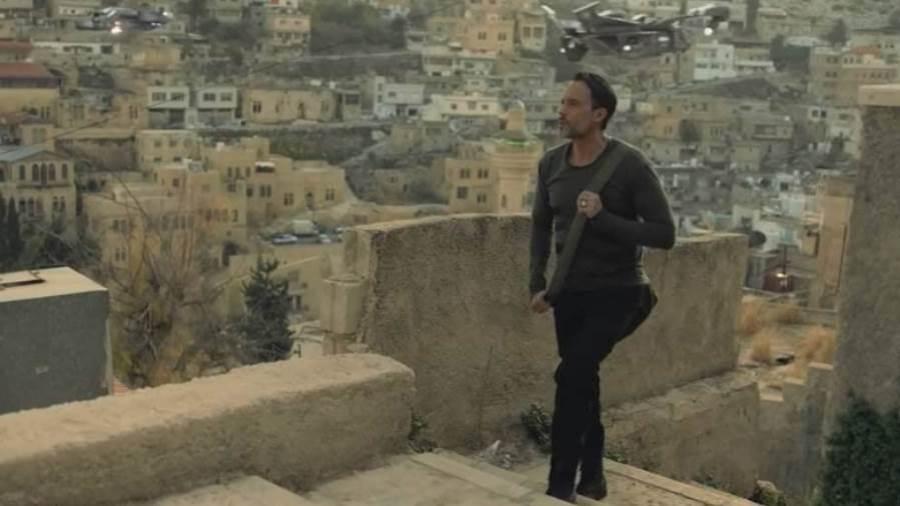 يوسف الشريف من مسلسل النهاية