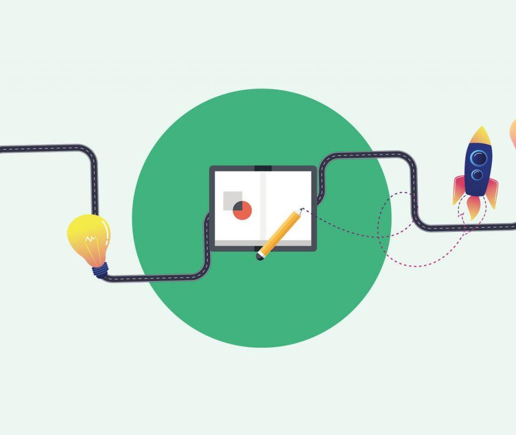 مراحل تطور الفكرة وصولًا لإطلاق المشروع