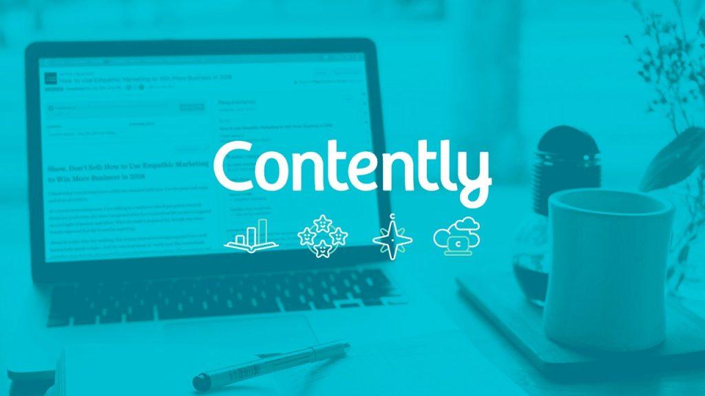 منصة تسويق المحتوى Contently