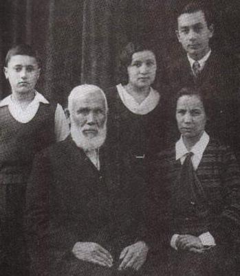 عبد الرشيد إبراهيم وأولاده