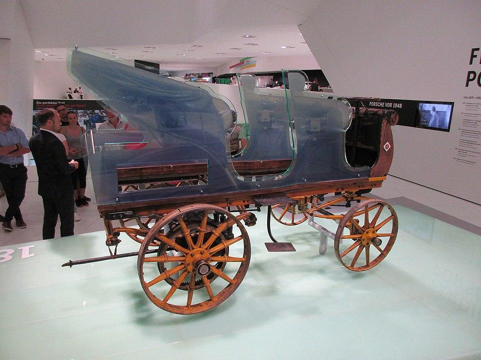 تاريخ أول سيارات كهربائية