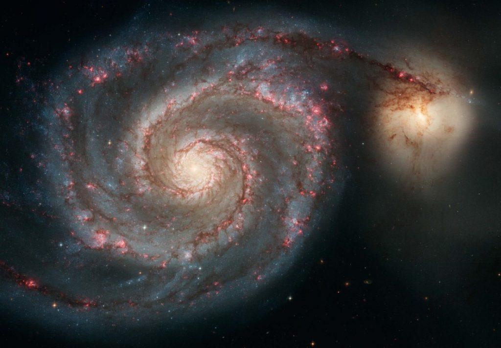 مجرة الدوامة