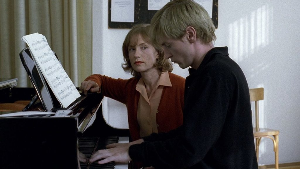 The piano teacher 2001