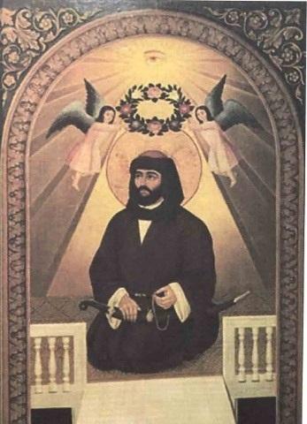لوحة الإمام علي في متحف أصفهان تعود إلى العام 1866م
