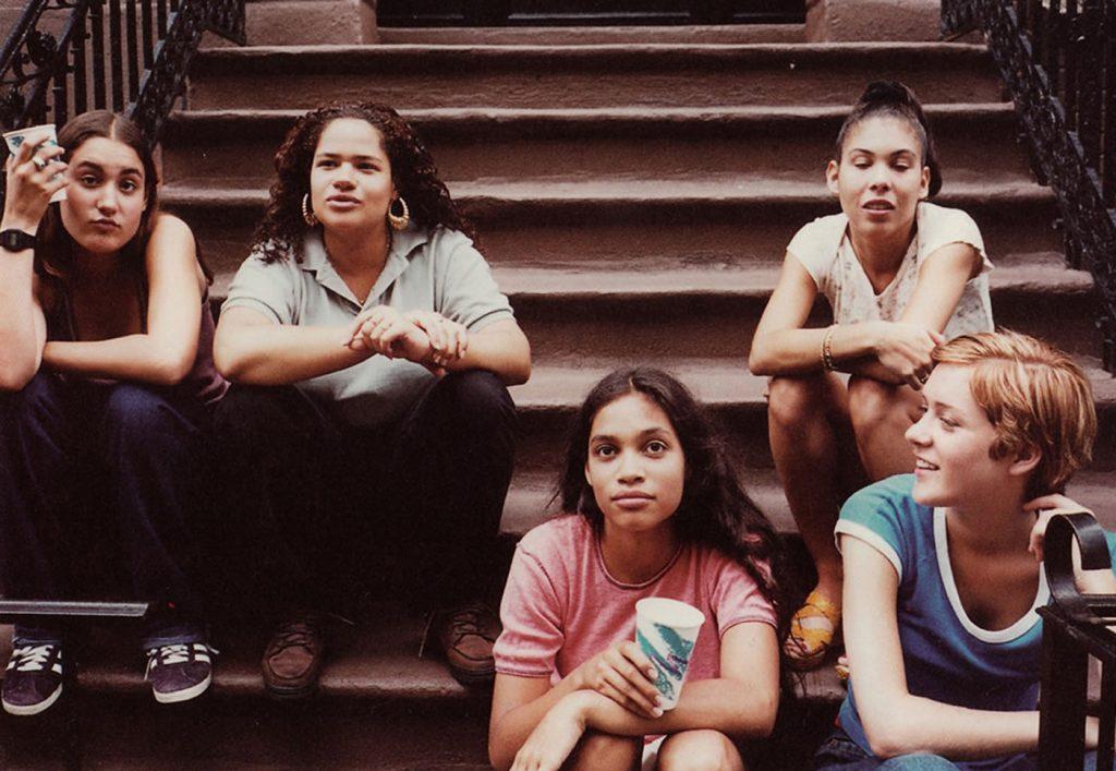 فيلم أطفال للاري كلارك 1995