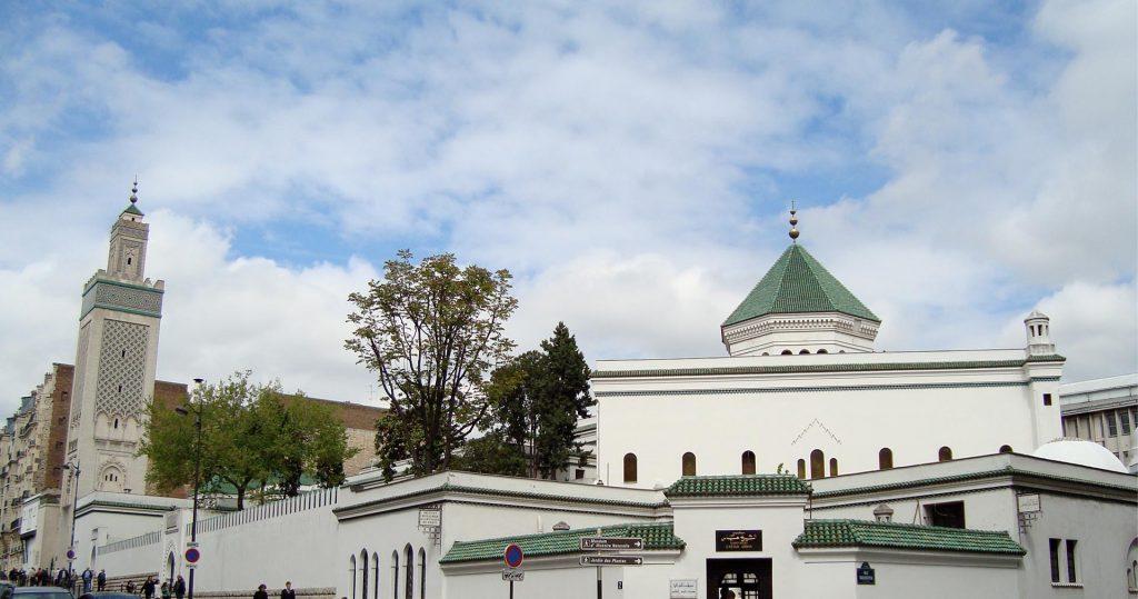 مسجد باريس الكبير فرنسا المسلمون في فرنسا أقليات مسلمة