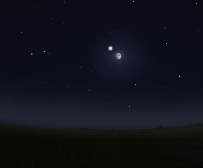 فلك فضاء سماء الليل رصد فلكي