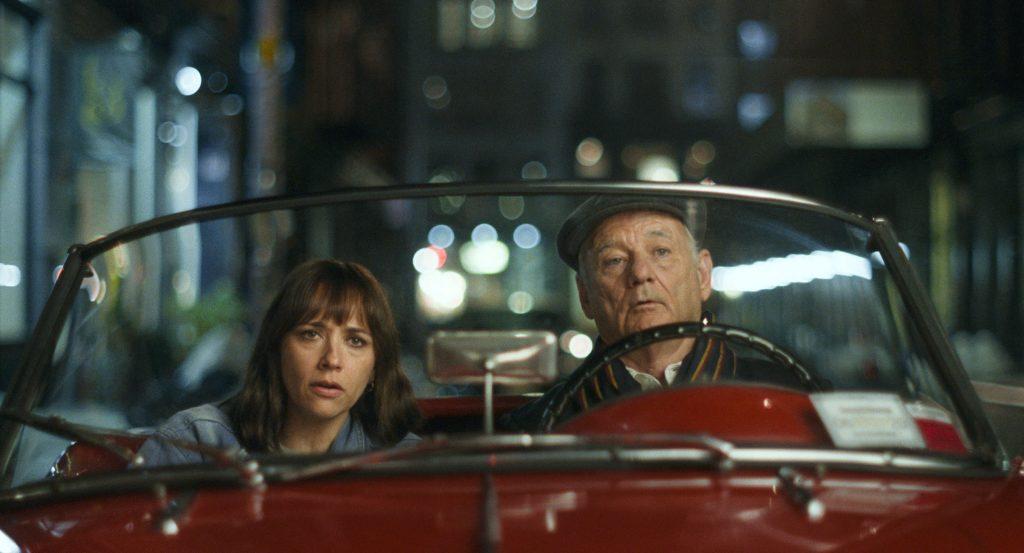 بيل موراي ورشيدة جونز