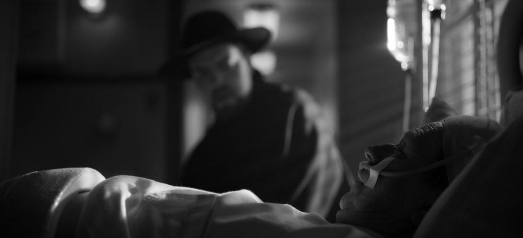 جاري أولدمان وتوم بيرك من فيلم Mank