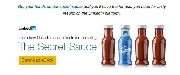 كتاب The Secret Sauce