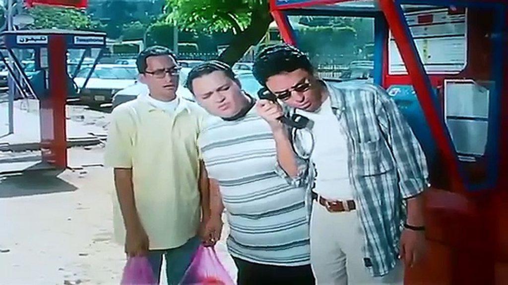 فتحي عبد الوهاب، أحمد رزق وأحمد عيد من فيلم ثقافي