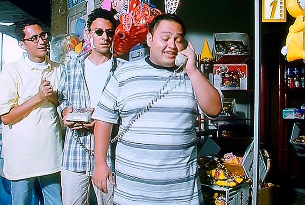 مشهد من فيلم فيلم ثقافي