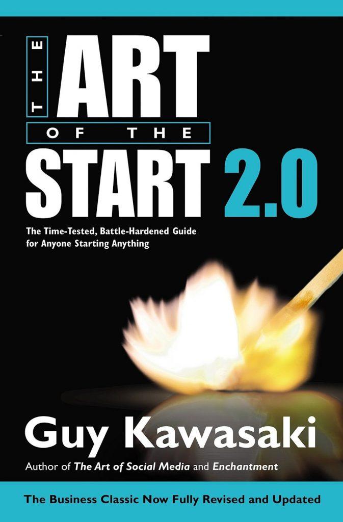 كتاب Art of the start
