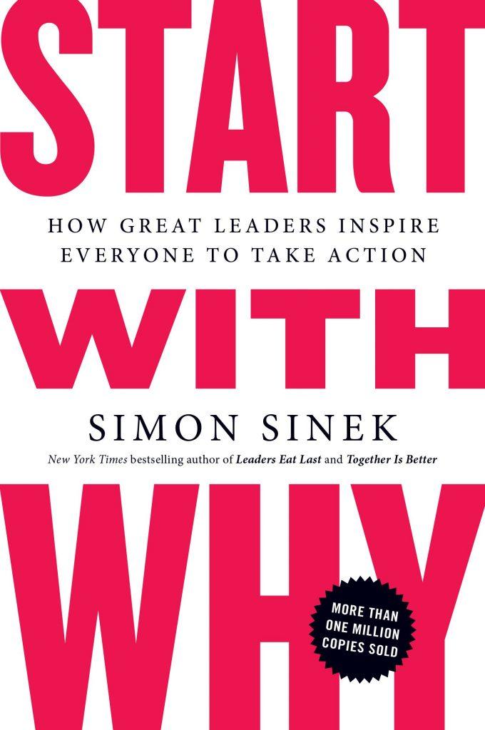 كتاب Start with why