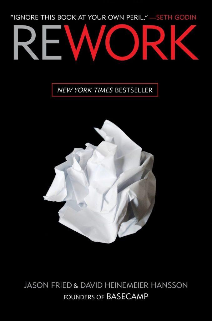 كتاب Rework