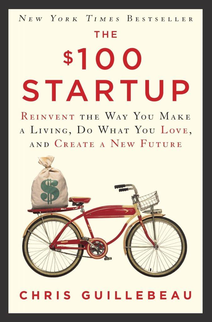كتاب The 100$ Startup