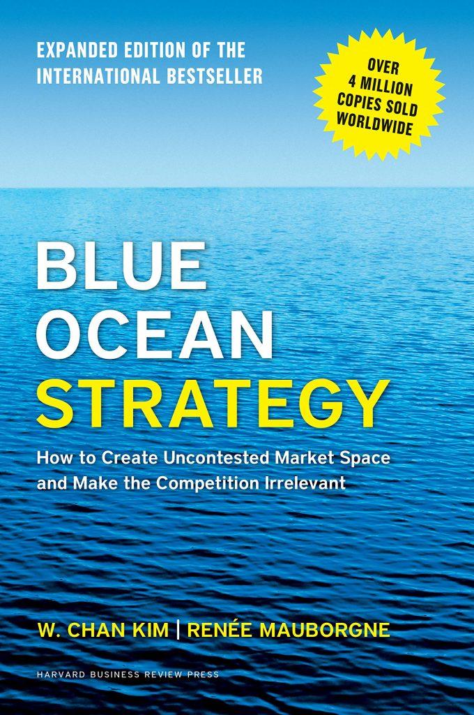 كتاب Blue Ocean Strategy