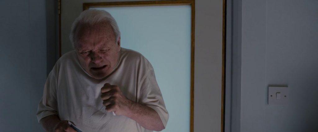 أنتوني هوبكنز من فيلم The Father