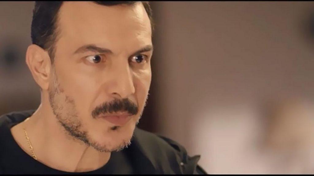 باسل خياط من مسلسل حرب أهلية