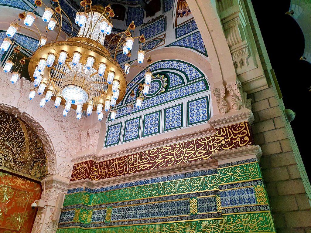 باب السلام، أحد مداخل المسجد النبوي